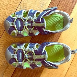 Pediped closed-toe sandals